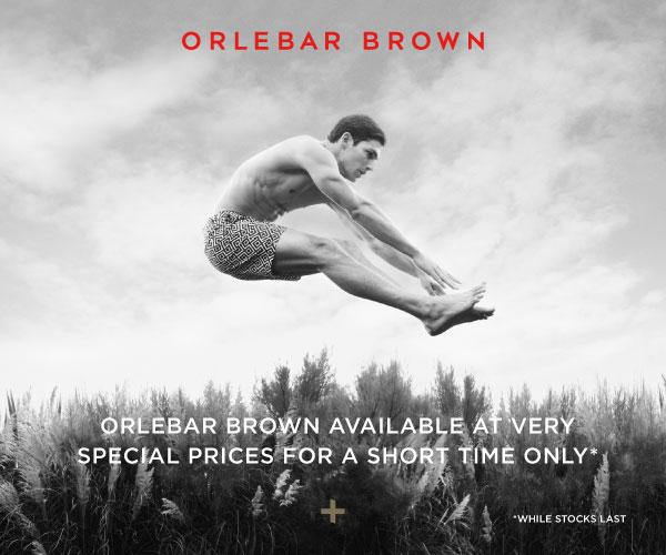 #orlebarbrown #babalumiami